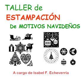 2017 Taller de estampacion Navidad Isabel F.Echeverria dic_WEB1